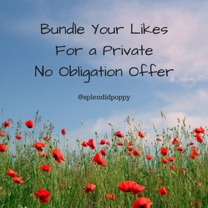 "Bundle Your ""Likes""- even if only one item!"